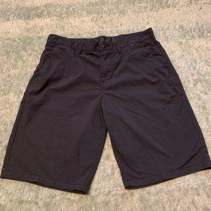 Hurley Men's Black Shorts Size 31